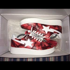 32fa2347e Bape Shoes for Men   Poshmark